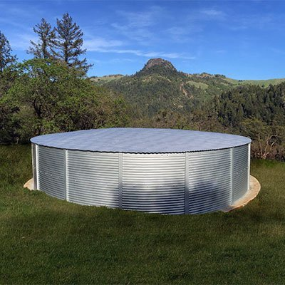 Napa Sonoma Water Tanks | Providing clean water storage