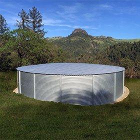 50000 Gallon water tanks in Napa Sonoma